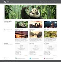 Link toPersonal website design