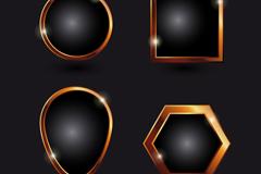 Link toPhnom penh, 4 black label vector