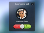 Link toPhone call tip interface