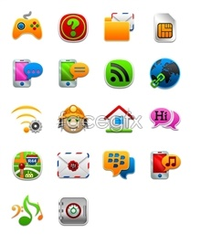 Link toPhone features icon material