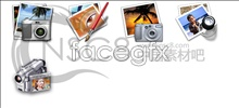 Link toPhotographic series icons