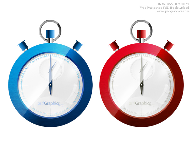 Link toPhotoshop stopwatch icon psd