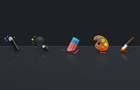 Link toPhotoshop tool icons psd