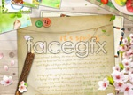 Link toPictures photo text psd