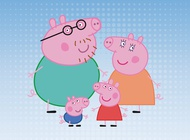 Link toPig family vector free