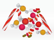 Link toPile of candy vector free