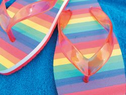 Link toPinch the rainbow sandals hd pictures