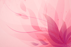 Link toPink abstract floral background vector