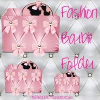 Link toPink barbie folder icon 3
