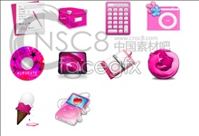 Link toPink desktop icon