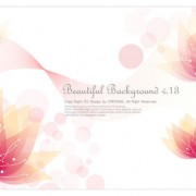 Link toPink fantasy flower art vector