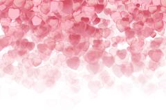 Link toPink light love background vector