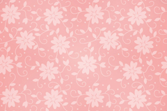 Link toPink seamless background pattern vector