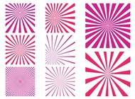 Link toPink starburst patterns vector free