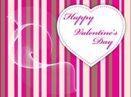 Link toPink stripes valentine graphics vector free