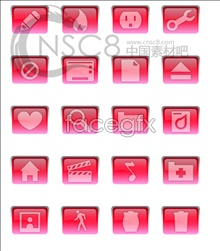 Link toPink the series system icons