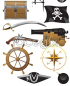 Link tovector supplies and equipment Pirate