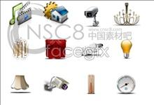 Link toPirate portrait desktop icons
