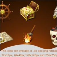 Link toPirates icons icons pack