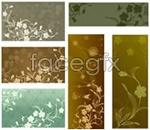 Link toPlain shade banner vector