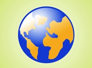 Link toPlanet earth icon vector free
