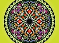 Link toPlant circle vector graphics free