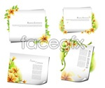 Link toPlant decoration book vector