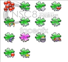Link toPlant leaf jelly icons