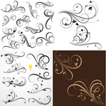 Link toPlant style pattern vector