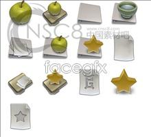 Link toPlastic texture folder icon