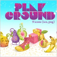 Link toPlayground icons icons pack