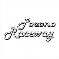 Link toPocono raceway logo