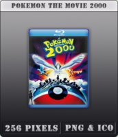 Pokemon the movie 2000 blu-ray
