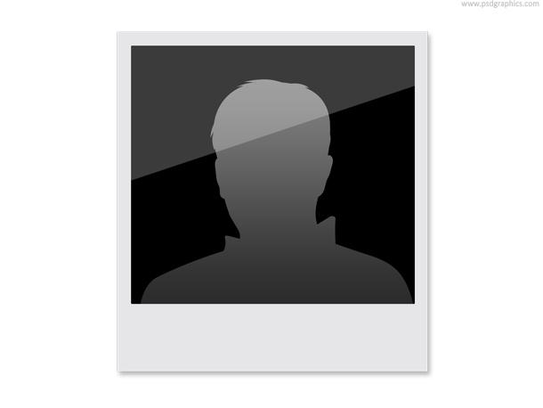Link toPolaroid photo avatar (psd)