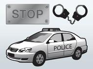 Link toPolice arrest vector free