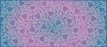 Link toPolka dot pattern background vector