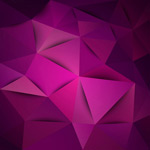 Link toPolygon background vector