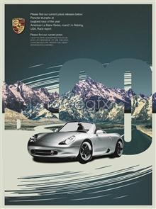 Link topsd speed snow every on open series advertising Porsche