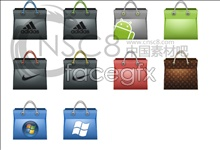 Link toPortable shopping bag icon