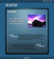 Link toPortfolio, blog design