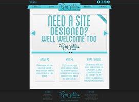 Link toPortfolio theme l home page