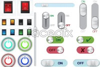Link toPower switch button