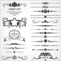 Link toPractical fashion pattern vector 6