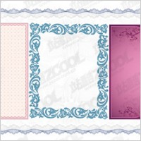 Link toPractical lace border vector material-3