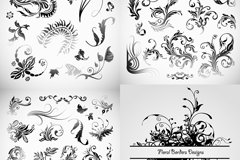 Link toPractical plant pattern design vector