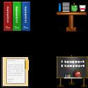 Link toPre school pixels icons