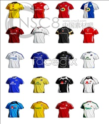 Premier league shirt icon