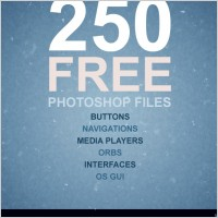 Link toPretty comprehensive set of web design elements button 250 psd files 3