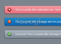 Link toPretty little notification boxes