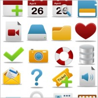 Link toPretty office icon part 2 icons pack